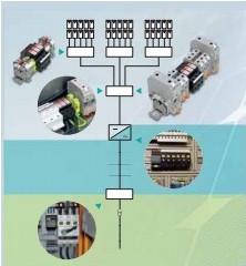 在光伏发电行业的典型应用